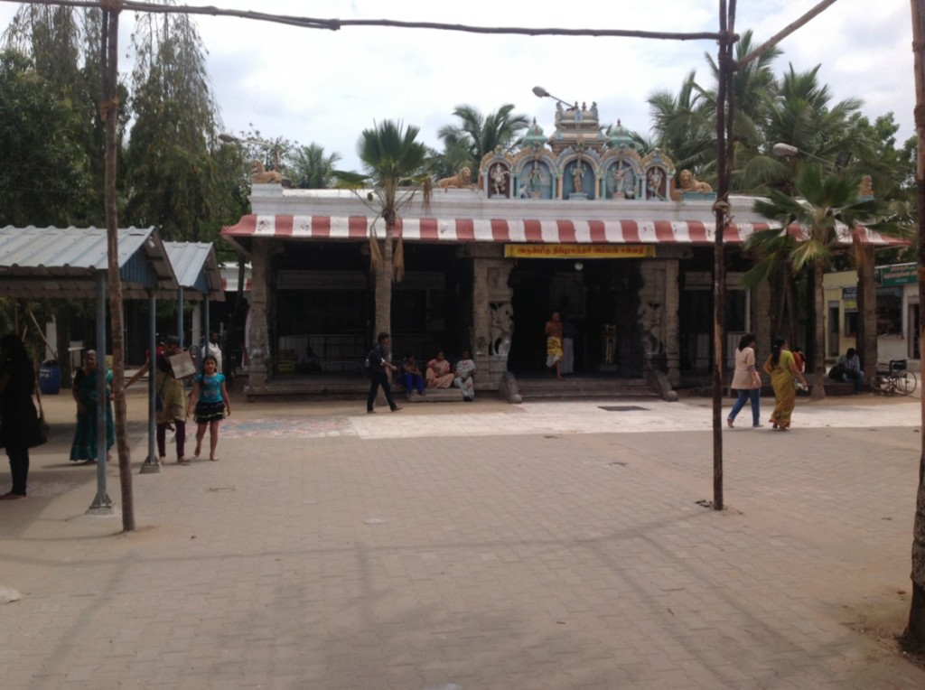 Amba temple