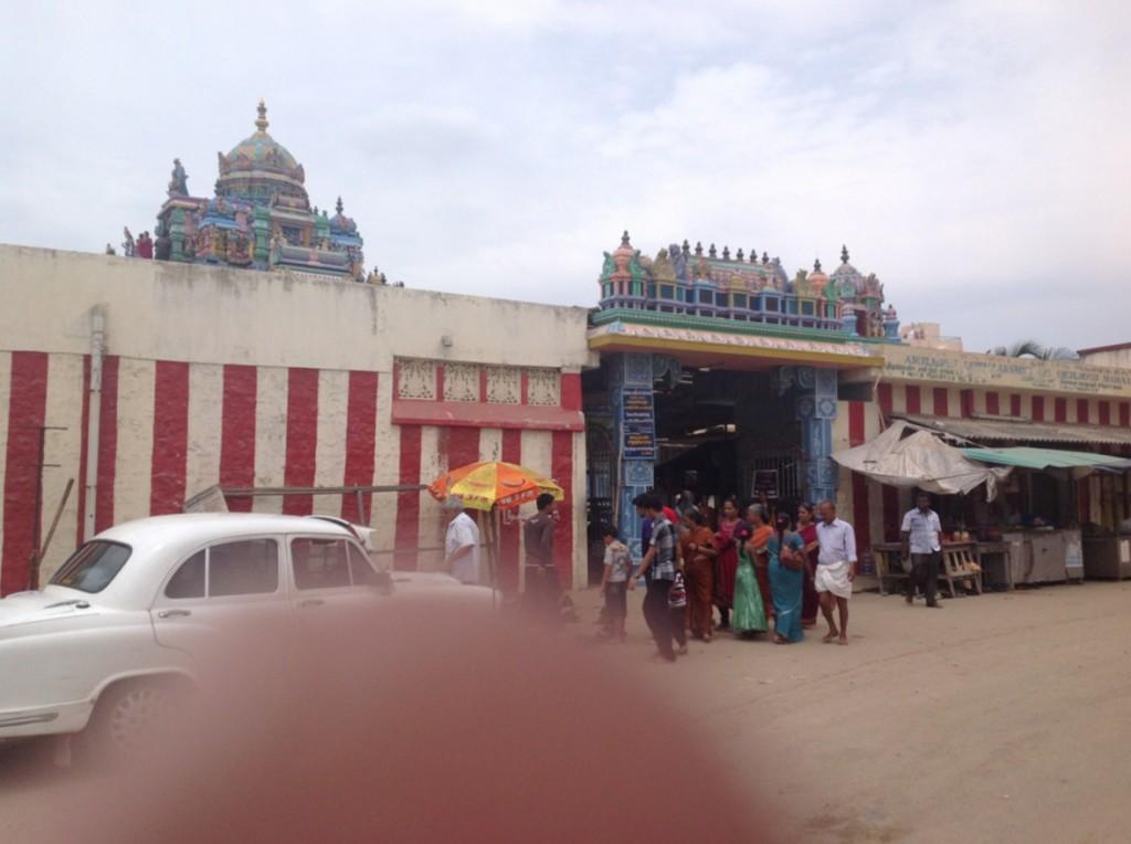 Ashtalakshmi Temple Besant nagar